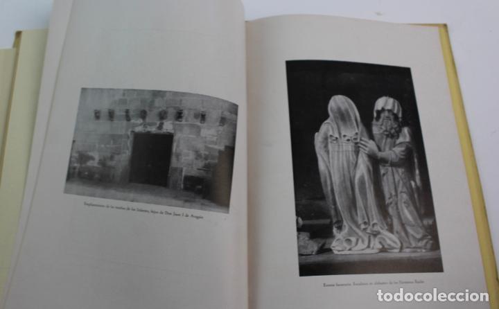 Libros de segunda mano: L-2047. PROYECTO DE OBRAS EN LA IGLESIA DE STA. MARIA DE POBLET PARA EL TRASLADO. 1944 - Foto 7 - 183698246