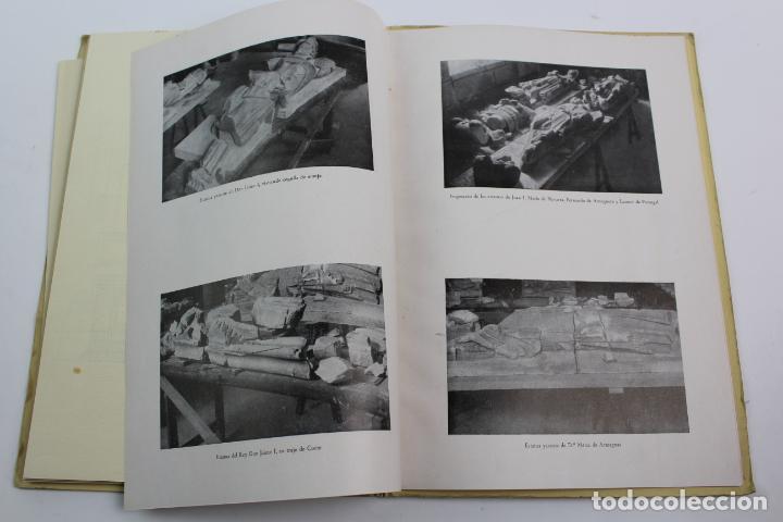 Libros de segunda mano: L-2047. PROYECTO DE OBRAS EN LA IGLESIA DE STA. MARIA DE POBLET PARA EL TRASLADO. 1944 - Foto 8 - 183698246