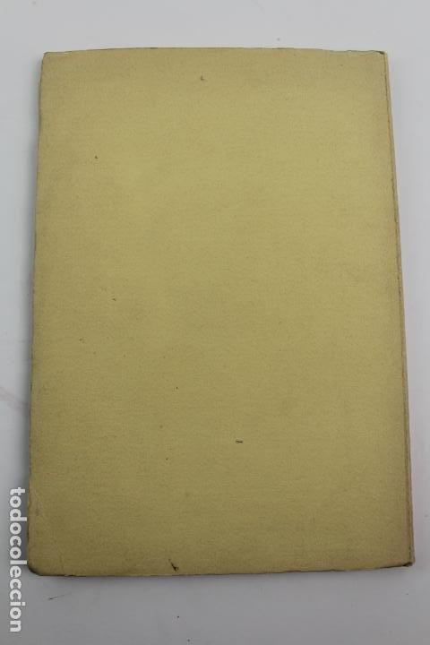 Libros de segunda mano: L-2047. PROYECTO DE OBRAS EN LA IGLESIA DE STA. MARIA DE POBLET PARA EL TRASLADO. 1944 - Foto 9 - 183698246