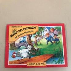 Libros de segunda mano: GRANJA DEL PETIRROJO. Lote 183732351