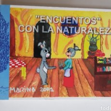 Libros de segunda mano: ENCUENTOS CON LA NATURALEZA - TDK74. Lote 183739830