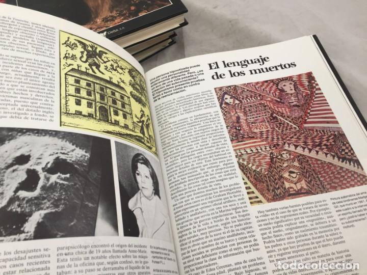 Libros de segunda mano: LO INEXPLICADO. 4 VOLUMENES. DEL 1 AL 4. EDITORIAL DELTA. 1982 - Foto 6 - 183772556