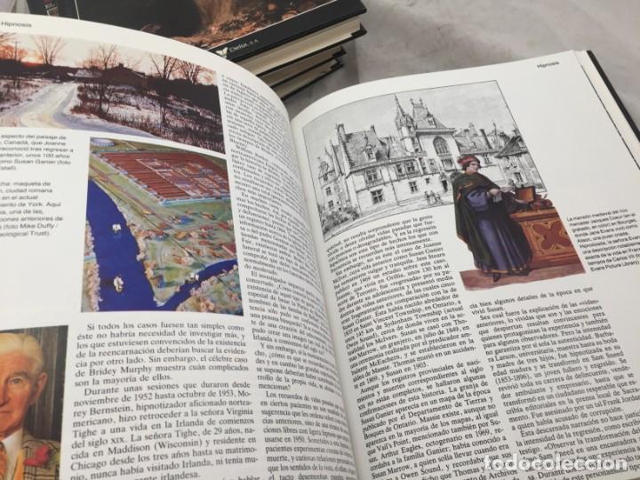 Libros de segunda mano: LO INEXPLICADO. 4 VOLUMENES. DEL 1 AL 4. EDITORIAL DELTA. 1982 - Foto 7 - 183772556