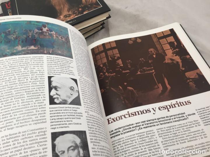 Libros de segunda mano: LO INEXPLICADO. 4 VOLUMENES. DEL 1 AL 4. EDITORIAL DELTA. 1982 - Foto 9 - 183772556