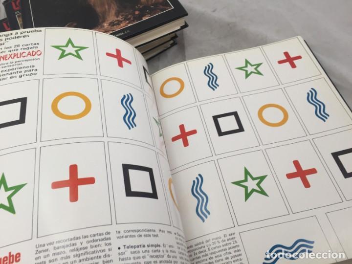 Libros de segunda mano: LO INEXPLICADO. 4 VOLUMENES. DEL 1 AL 4. EDITORIAL DELTA. 1982 - Foto 10 - 183772556