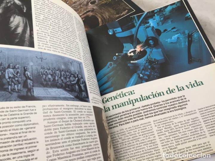 Libros de segunda mano: LO INEXPLICADO. 4 VOLUMENES. DEL 1 AL 4. EDITORIAL DELTA. 1982 - Foto 12 - 183772556