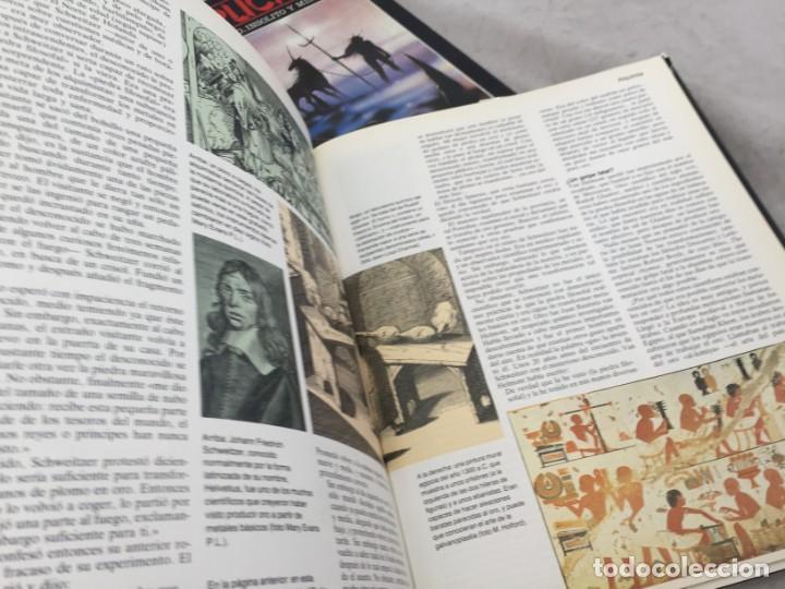 Libros de segunda mano: LO INEXPLICADO. 4 VOLUMENES. DEL 1 AL 4. EDITORIAL DELTA. 1982 - Foto 18 - 183772556