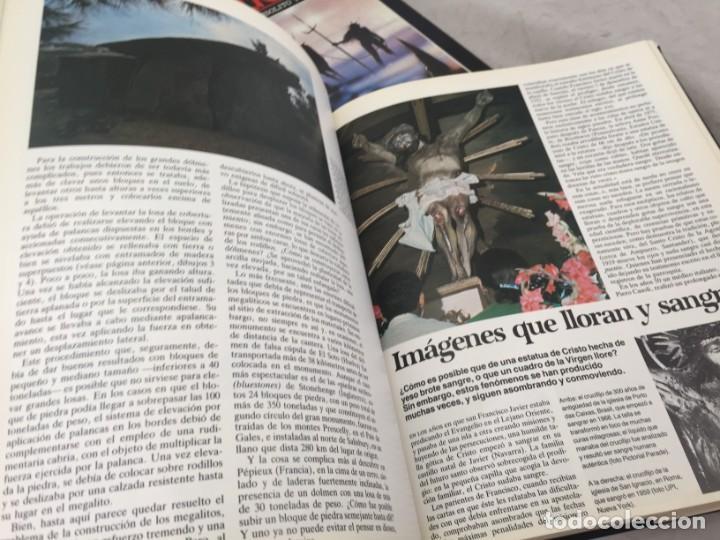 Libros de segunda mano: LO INEXPLICADO. 4 VOLUMENES. DEL 1 AL 4. EDITORIAL DELTA. 1982 - Foto 21 - 183772556