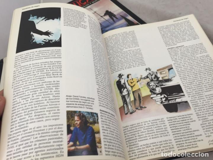 Libros de segunda mano: LO INEXPLICADO. 4 VOLUMENES. DEL 1 AL 4. EDITORIAL DELTA. 1982 - Foto 24 - 183772556