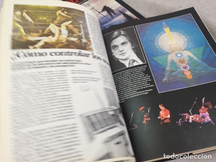 Libros de segunda mano: LO INEXPLICADO. 4 VOLUMENES. DEL 1 AL 4. EDITORIAL DELTA. 1982 - Foto 25 - 183772556