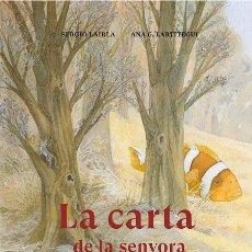 Libros de segunda mano: LA CARTA DE LA SENYORA GONZÀLEZ (CATALÁN). Lote 183774012