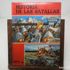 Libros de segunda mano: HISTORIA DE LAS BATALLAS. EDITORIAL TEIDE. Lote 183779151