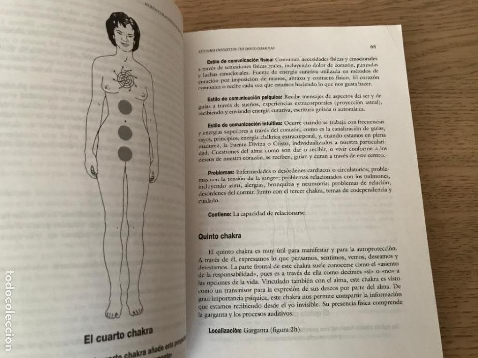 Libros de segunda mano: Nueva curación con los chakras. El revolucionario sistema energético de los 32 centros - Cyndi Dale - Foto 4 - 183791490