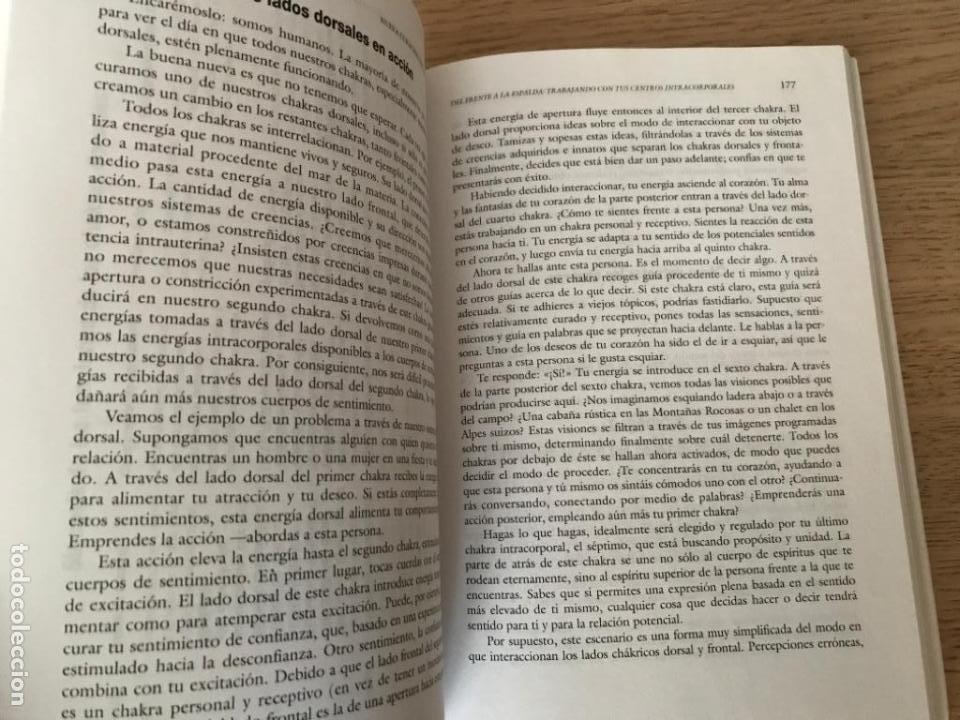 Libros de segunda mano: Nueva curación con los chakras. El revolucionario sistema energético de los 32 centros - Cyndi Dale - Foto 5 - 183791490
