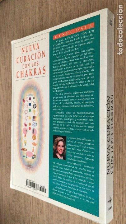 Libros de segunda mano: Nueva curación con los chakras. El revolucionario sistema energético de los 32 centros - Cyndi Dale - Foto 6 - 183791490