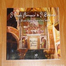 Libros de segunda mano: MENOR BORREGO, BARTOLOMÉ. EL TEMPLO PARROQUIAL DE EL SAGRARIO DE LA SANTA IGLESIA CATEDRAL DE CÓRDOB. Lote 183796993
