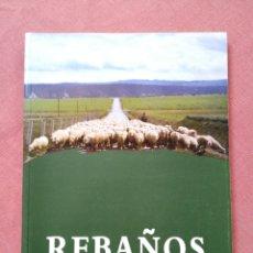 Libros de segunda mano: REBAÑOS - LA GANADERÍA TRADICIONAL A TRAVÉS DE LA COLECCIÓN DEL MUSEO DE LA RIOJA. Lote 183808467