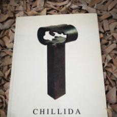 Libros de segunda mano: CHILLIDA, DIBUJOS Y ESCULTURAS. Lote 183813636