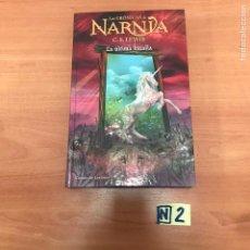 Libros de segunda mano: NARNIA. Lote 183837583