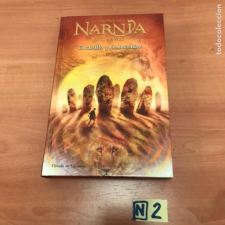 NARNIA (Libros de Segunda Mano - Literatura Infantil y Juvenil - Otros)