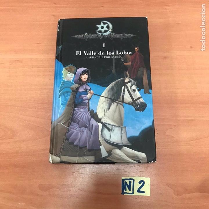 EL VALLE DE LOS LOBOS (Libros de Segunda Mano - Literatura Infantil y Juvenil - Otros)