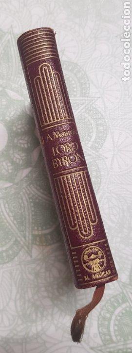 Libros de segunda mano: Coleccion Cristol Lord Byron Núm.11 año 1944 - Foto 4 - 183843672