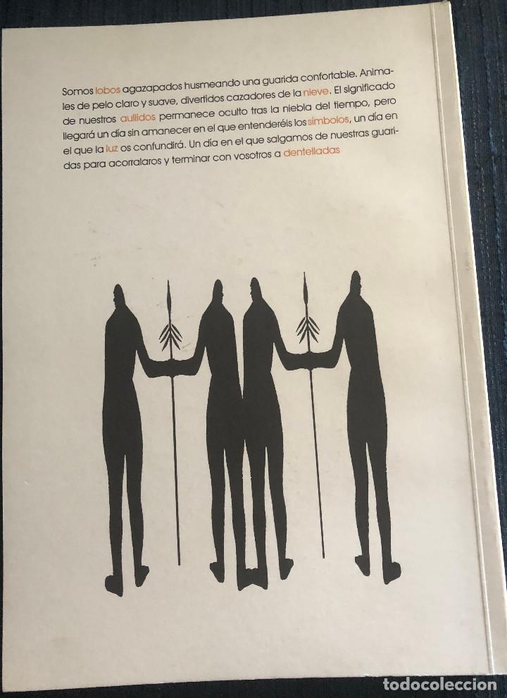 Libros de segunda mano: 'Infame turba - Industrias literarias - Nadie quiere un poeta en casa'. Varios autores. Sevilla 2002 - Foto 4 - 183845526