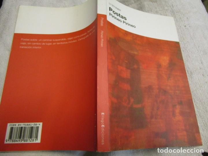 POSTAS PIRINEO PIRINEO - LI TEZNER - ELLAGO EDICIONES 2003 137 PAG COMO NUEVO, CORREO ORDINARIO 2.4€ (Libros de Segunda Mano - Parapsicología y Esoterismo - Otros)