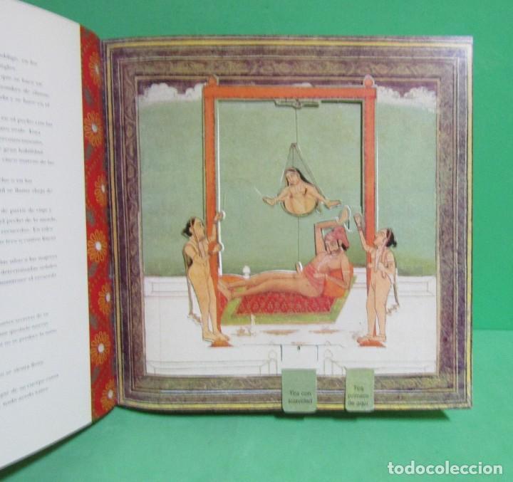 Libros de segunda mano: EL KAMA-SUTRA EN POP-UP SIR RICHARD BURTON Y F.F. ARBUTHNOT EN CASTELLANO AÑO 2003 EXCELENTE - Foto 3 - 183857215