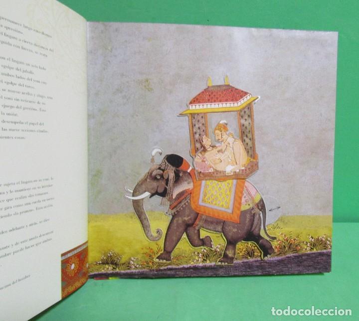 Libros de segunda mano: EL KAMA-SUTRA EN POP-UP SIR RICHARD BURTON Y F.F. ARBUTHNOT EN CASTELLANO AÑO 2003 EXCELENTE - Foto 5 - 183857215