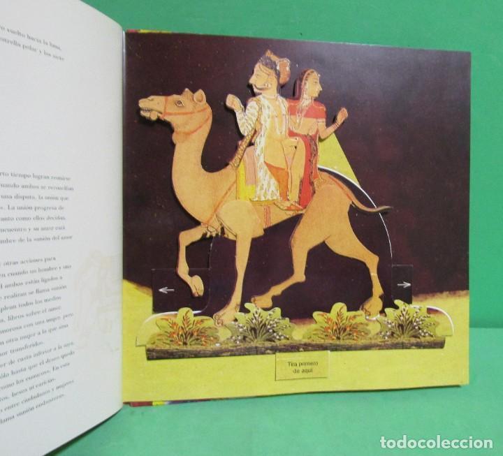 Libros de segunda mano: EL KAMA-SUTRA EN POP-UP SIR RICHARD BURTON Y F.F. ARBUTHNOT EN CASTELLANO AÑO 2003 EXCELENTE - Foto 6 - 183857215