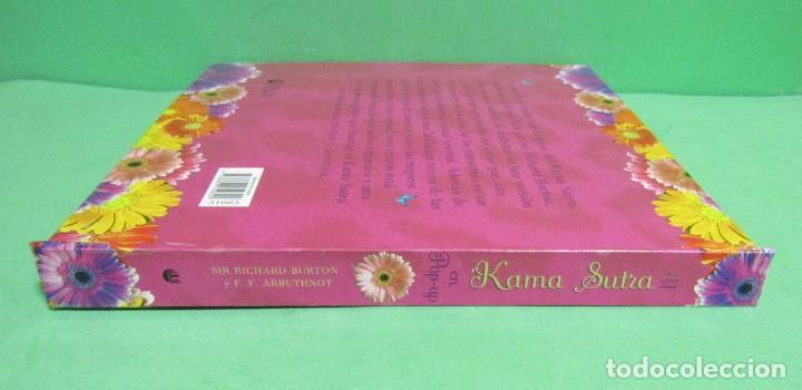 Libros de segunda mano: EL KAMA-SUTRA EN POP-UP SIR RICHARD BURTON Y F.F. ARBUTHNOT EN CASTELLANO AÑO 2003 EXCELENTE - Foto 8 - 183857215