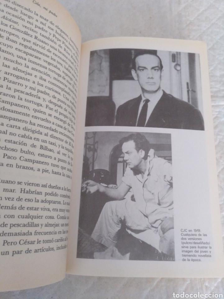 Libros de segunda mano: Cela mi padre. Camilo Jose Cela Conde. Colección Hombres de Hoy, 11. Libro - Foto 4 - 183862092