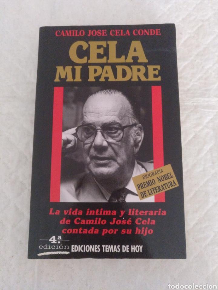 CELA MI PADRE. CAMILO JOSE CELA CONDE. COLECCIÓN HOMBRES DE HOY, 11. LIBRO (Libros de Segunda Mano (posteriores a 1936) - Literatura - Otros)