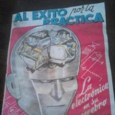 Libros de segunda mano: VIEJO LIBRO,ESCUELA RADIO MAYMO,AÑO 1958,VER FOTOS. Lote 183868091