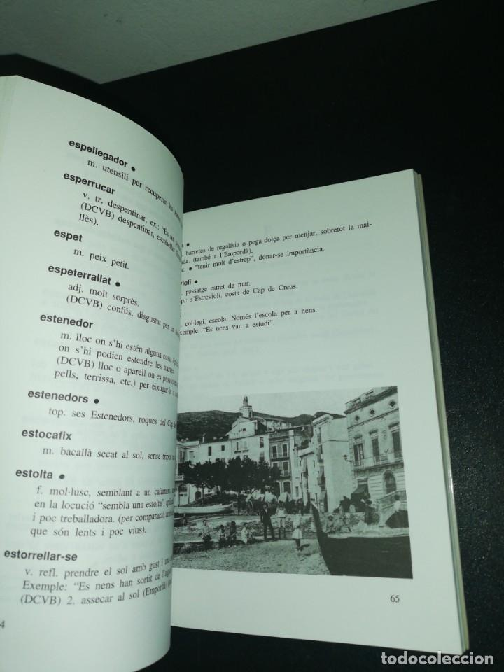 Libros de segunda mano: Ernest sala, el vocabulari de cadaqués - Foto 4 - 183868520