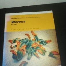 Libros de segunda mano: WERENS, ART URBA, DEDICAT . Lote 183870038