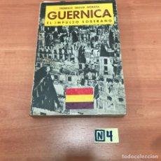 Libros de segunda mano: GUERNICA. Lote 183910396