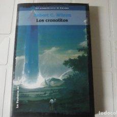 Libros de segunda mano: LOS CRONOLITOS ROBERT C. WILSON LA FACTORIA. Lote 183933781