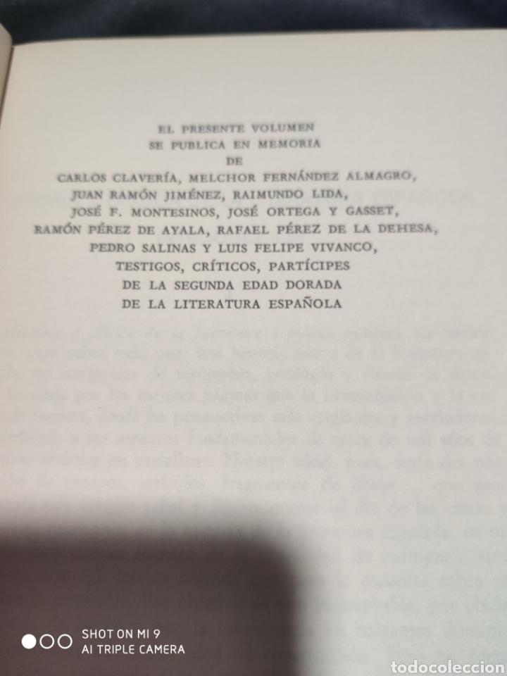 Libros de segunda mano: Francisco Rico. José Carlos Mainer. Modernismo y 98 - Foto 2 - 183938401