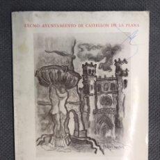 Libros de segunda mano: CASTELLÓN DE LA PLANA. BOLETÍN DE INFORMACIÓN MUNICIPAL (A.1975). Lote 183947743