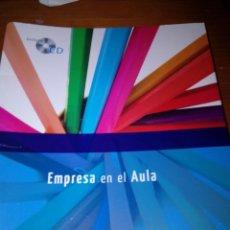 Libros de segunda mano: EMPRESA EN EL AULA. MACMILLAN PROFESIONAL SIN EL CD. EST24B4. Lote 288610163