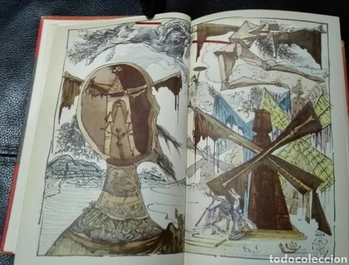 Libros de segunda mano: Miguel de Cervantes. DON QUIJOTE. Ilustrado por Salvador Dalí. 1946. Primera edición Modern Library - Foto 5 - 183961655
