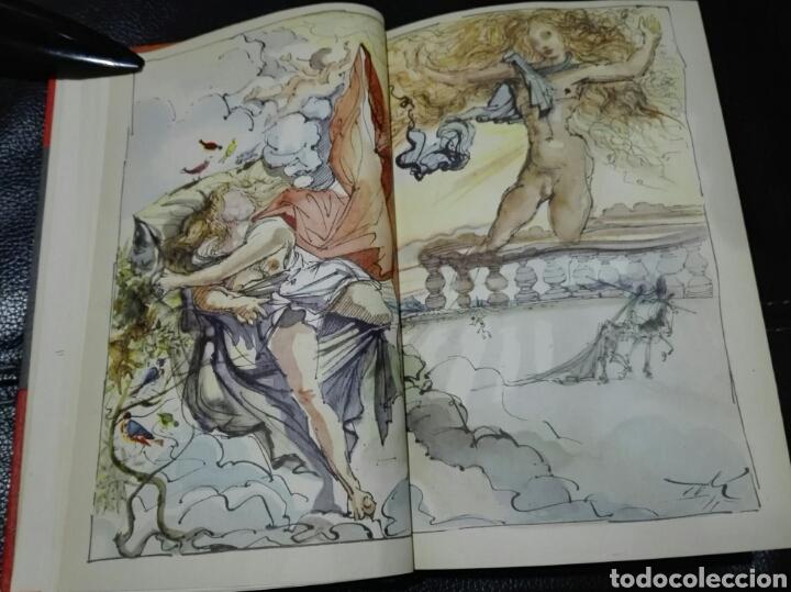 Libros de segunda mano: Miguel de Cervantes. DON QUIJOTE. Ilustrado por Salvador Dalí. 1946. Primera edición Modern Library - Foto 6 - 183961655