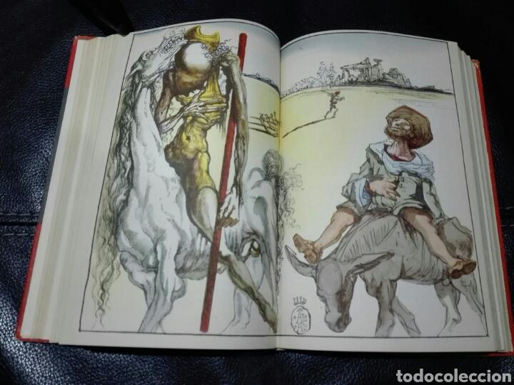 Libros de segunda mano: Miguel de Cervantes. DON QUIJOTE. Ilustrado por Salvador Dalí. 1946. Primera edición Modern Library - Foto 9 - 183961655