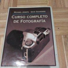 Libros de segunda mano: CURSO COMPLETO DE FOTOGRAFÍA. Lote 183964992