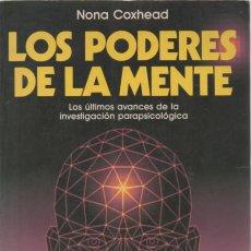 Libros de segunda mano: LOS PODERES DE LA MENTE. NONA COXHEAD. Lote 183989548
