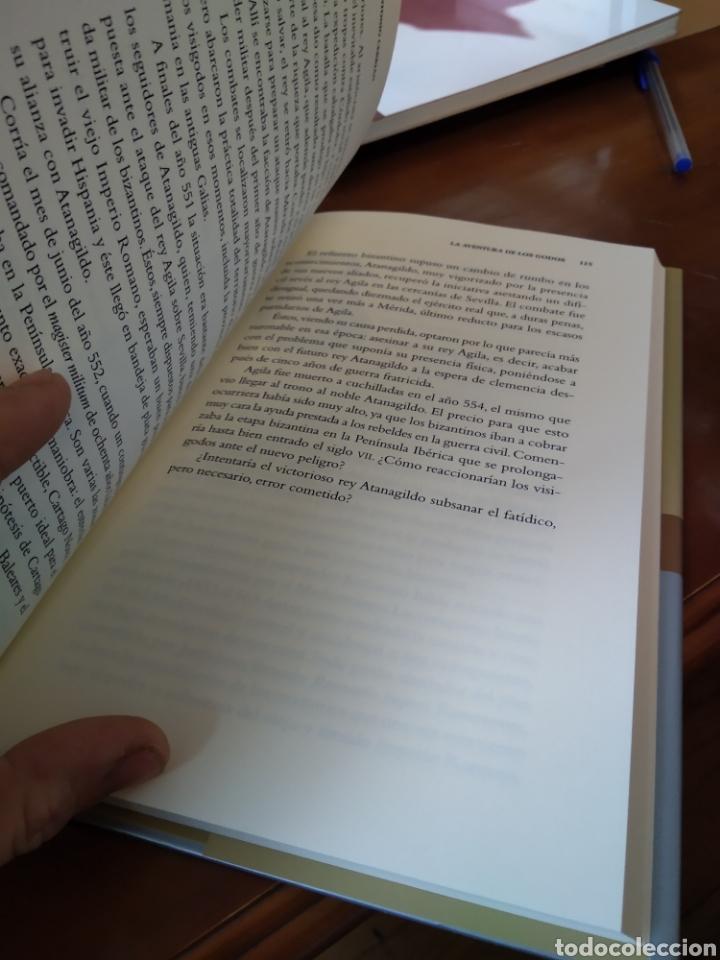 Libros de segunda mano: LA AVENTURA DE LOS GODOS. JUAN ANTONIO CEBRIÁN - Foto 7 - 184000148
