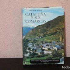 Libros de segunda mano: CATALUÑA Y SUS COMARCAS. Lote 184006855