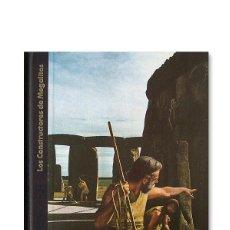 Libros de segunda mano: ORÍGENES DEL HOMBRE - LOS CONSTRUCTORES DE MEGALITOS ( TIME-LIFE ). Lote 184008096